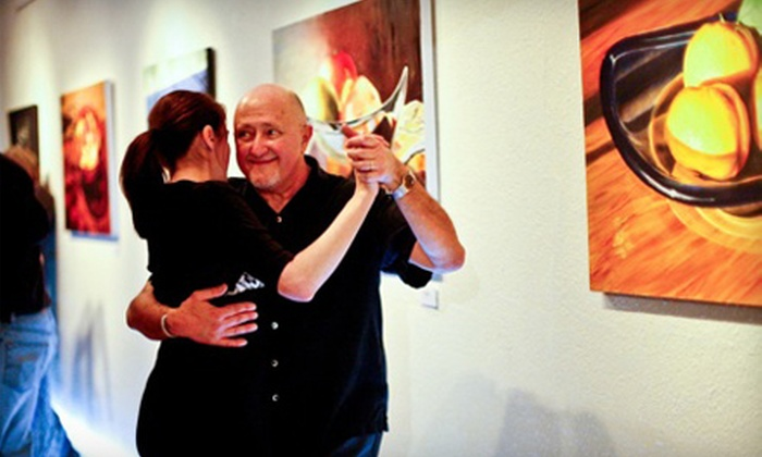 New Mexico Tango Academy - Nob Hill: $20 for Four Tango Classes at New Mexico Tango Academy ($48 Value)