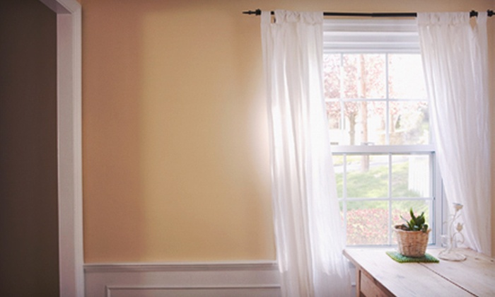 Tracy Cleaning Service - San Antonio: $49 for Exterior Cleaning for Up to 14 Windows from Tracy Cleaning Service (Up to $126 Value)