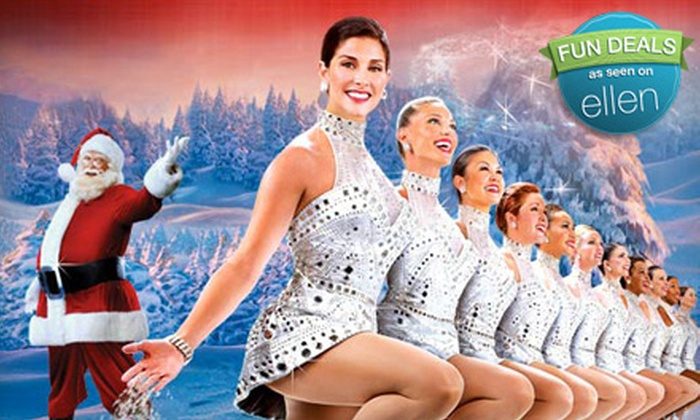 """""""Radio City Christmas Spectacular"""" - Nashville-Davidson metropolitan government (balance): $37 for One Ticket to """"Radio City Christmas Spectacular"""" at the Grand Ole Opry House (Up To $74.29 Value). 10 Showtimes Available."""