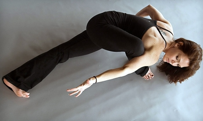 Twist Power Yoga - Dallas: $29 for 30 Days of Unlimited Classes at Twist Power Yoga ($140 Value)
