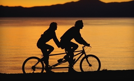 3-Hour Tandem-Bike Rental with Helmets (a $50 value) - Born to Ride Bicycle Rental in Oro-Medonte