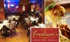 Frediani's - Paradise: $15 for $35 Worth of Italian Cuisine and Drinks at Frediani's