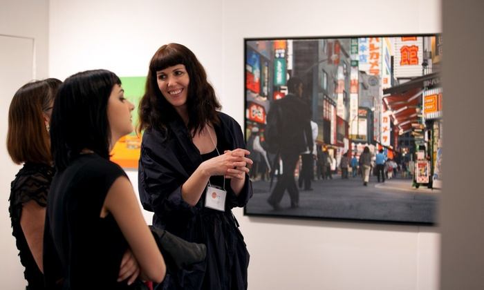 Red Dot Art Fair - Red Dot Fair: One-Day Admission Wednesday–Friday on or a Weeklong Pass to Red Dot Art Fair December 2–7 (Up to 33% Off)