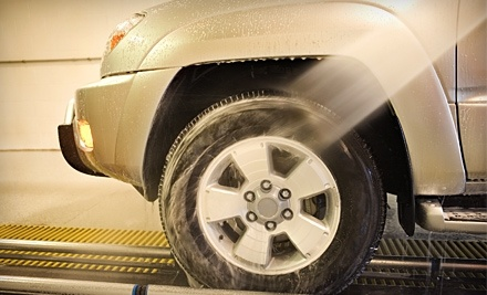 Legends Express Car Wash: 1 Ultimate Wash - Legends Express Car Wash in Springfield