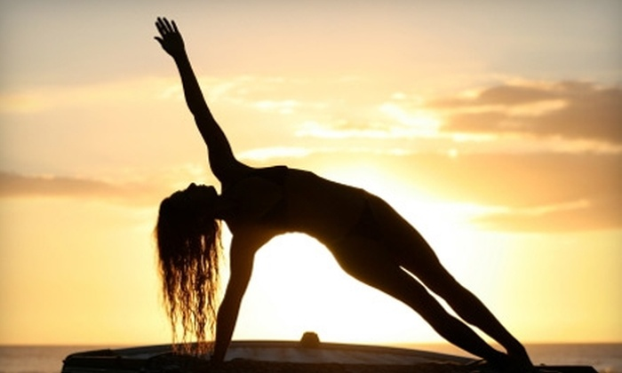 Stress Less Yoga - Harbour Isles of Fort Lauderdale: $37 for a Five-Class Pass at Stress Less Yoga ($75 Value)