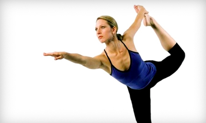 Yoga Sanctuary - Multiple Locations: $29 for Three Weeks of Unlimited Yoga Classes at Yoga Sanctuary ($120 Value)