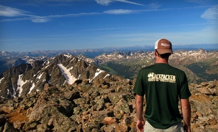 $40 Groupon to The Backpacker Quality Gear - The Backpacker Quality Gear in Mt. Pleasant