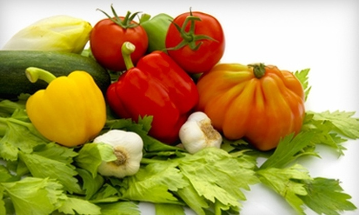 Anner's Wellness Works - Riverview: $35 for a One-Year Co-Op Membership to Anner's Wellness Works and One Bag of Produce or Meat ($79 Value)