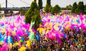 Holi Concept: 2 Karten inkl. je 1 Farbbeutel für das Holi Festival of Colours am 06.08.2016 in München (29% sparen)