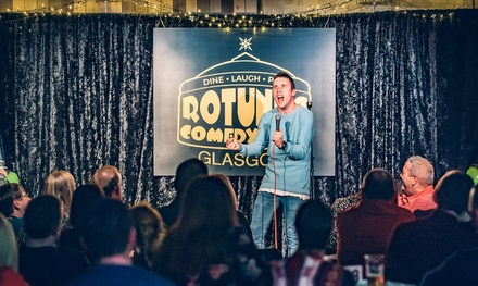 Rotunda Comedy Club From 163 5 Glasgow Groupon