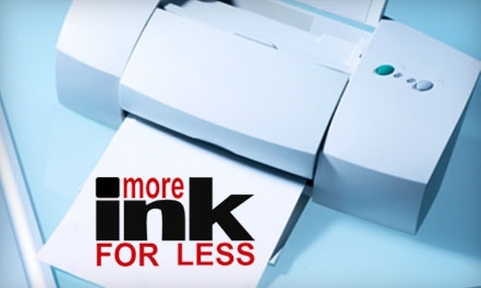 More Ink for Less - West Pensacola: $10 for $25 Worth of Ink, Toner, and Fax Supplies at More Ink for Less