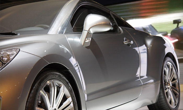 Executive Mobile Car Wash - Las Vegas: $79 for Standard Car Wash and Polymer Paint Sealant at Home or Office from Executive Mobile Car Wash (Up to $200 Value)