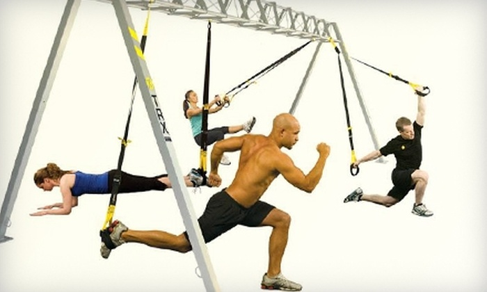 Rep Gym - Mill River: $39 for 10 Group-Fitness Classes and 10 Open-Gym Passes at Rep Gym ($100 Value) in Coeur d'Alene