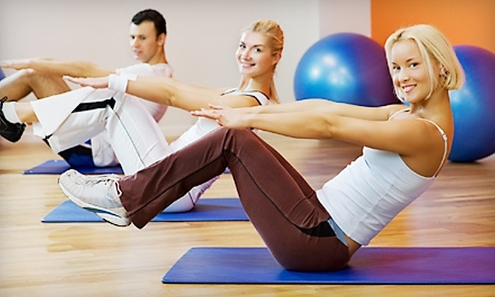 Starka Fitness - Multiple Locations: 5 or 10 Boot-Camp, Pilates, or TRX Fitness Classes at Starka Fitness (Up to 88% Off)