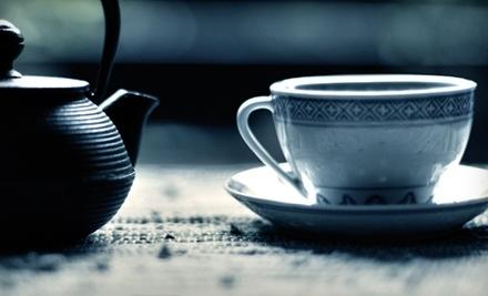 $10 Groupon to Tin Roof Teas - Tin Roof Teas in Raleigh