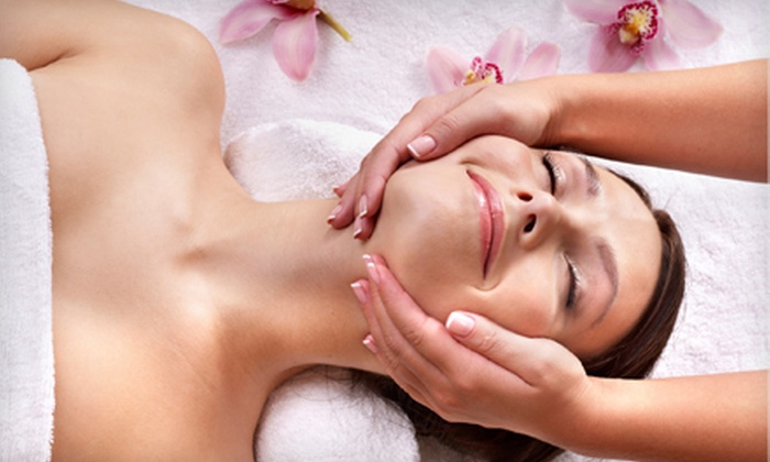 Hair International Salon and Spa - Fort Wayne: $40 for a Rejuvenation Package with Facial and a Relaxation Massage at Hair International Salon and Spa ($80 Value)