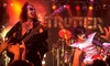 KISS Tribute Band Strutter with Industrial Drive - Lincolnshire: KISS Tribute Concert by Strutter at Viper Alley in Lincolnshire on April 20 at 9 p.m. (Half Off). Two Options Available.