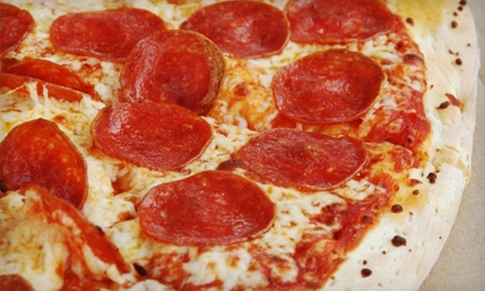 Dan's Pizza - Multiple Locations: $10 for $20 Worth of Pizza and Drinks at Dan's Pizza