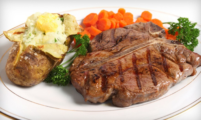 Live Oak Bar and Grill - Spring Branch East: $10 for $20 Worth of Homestyle Pub Fare at Live Oak Bar and Grill