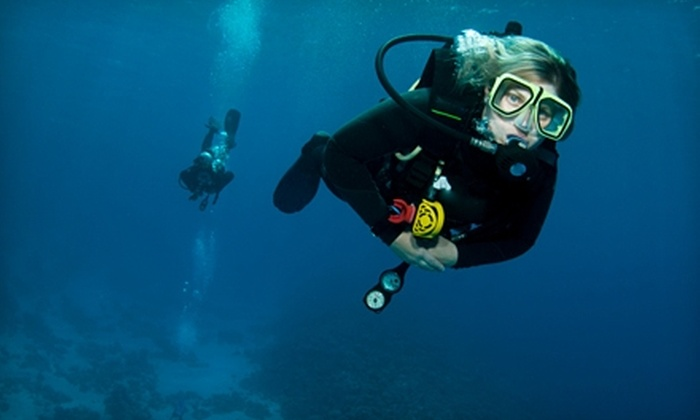 Midwest Aquatics - Blue Valley: $20 for a Scuba-Diving-Experience Class at Midwest Aquatics in Stilwell ($40 Value)
