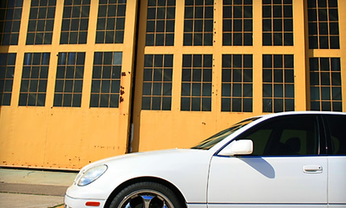 Tucson Auto Tint - Tucson: $60 for $149 Toward Standard Heat Buster Window Tinting from Tucson Auto Tint