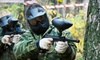 Fun On The Run Paintball Park - Fort Worth: $16 for Three Hours of Paintball for Two With Equipment and 100 Rounds Each at Fun On The Run Paintball Park ($43.28 Value)