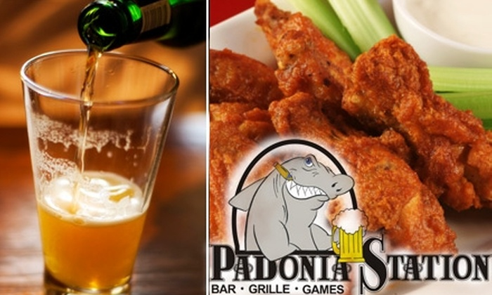 Padonia Station - Lutherville - Timonium: $10 for $25 Worth of Bar Food and Drinks at Padonia Station