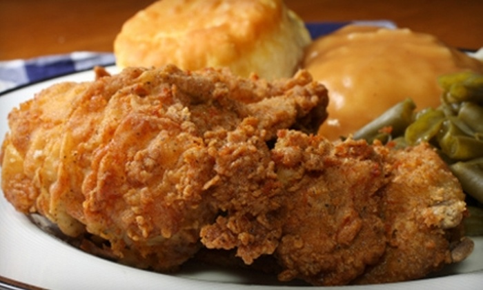 Chicken-N-More - Riverside: $5 for $10 Worth of Southern Fare at Chicken-N-More