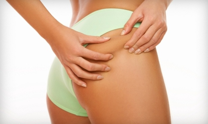 Palm Beach Medical - Lake Worth: $99 for One Laser Cellulite Treatment and 20-Minute Lymphatic Massage at Palm Beach Medical ($750 Value)