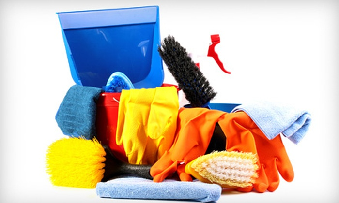 Maid for NY - Multiple Locations: $39 for Two-Hour Cleaning Session from Maid for NY. Three- and Five-Session Options Also Available (Up to 67% Off).