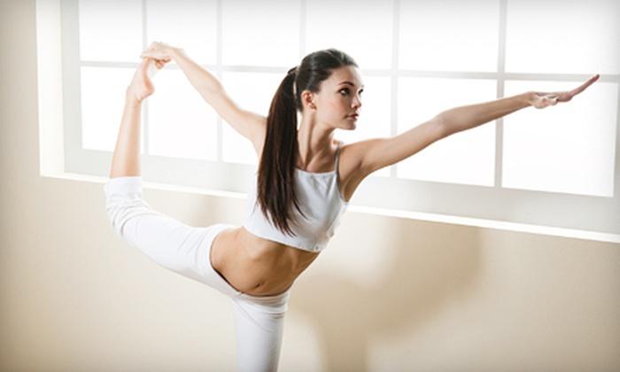 Peaceful Heart Yoga Studio - Franklin: $29 for 10 Classes at Peaceful Heart Yoga Studio in Franklin ($70 Value)