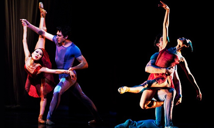 """Ballet West's """"Innovations 2012"""" - Rio Grande: $20 to See Ballet West's """"Innovations 2012"""" Performance at Rose Wagner Performing Arts Center on May 19 at 2 p.m. ($45 Value)"""
