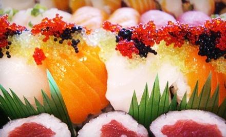 $30 Groupon to Ozumo Japanese Restaurant - Ozumo Japanese Restaurant in Bethpage