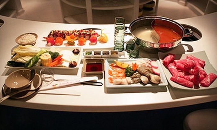 Shabu-Ya Restaurant - Harvard Square: Japanese Fare for Two or Four at Shabu-Ya Restaurant in Cambridge (Up to 58% Off)