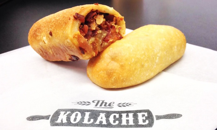 The Kolache Kitchen - Baton Rouge: $12 for Two Groupons, Each Good for $10 Worth of Breakfast and Lunch at The Kolache Kitchen ($20 Value)