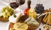 Wall street café - Avignon: 2 verre de vin à la carte + planche fromage et charcuterie au choix pour 2 personnes dès 9,50 € au Wall Street Café