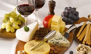 Wall street café: 2 verre de vin à la carte et planche fromage ou charcuterie au choix pour 2 personnes dès 9,50 € au Wall Street Café