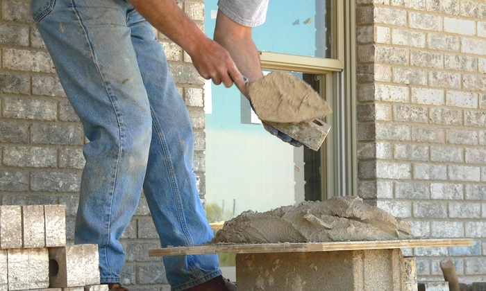 Mountain High Masonry - Denver: $50 for $100 Worth of Masonry Services — Mountain High Masonry