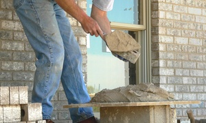 Mountain High Masonry: $50 for $100 Worth of Masonry Services — Mountain High Masonry