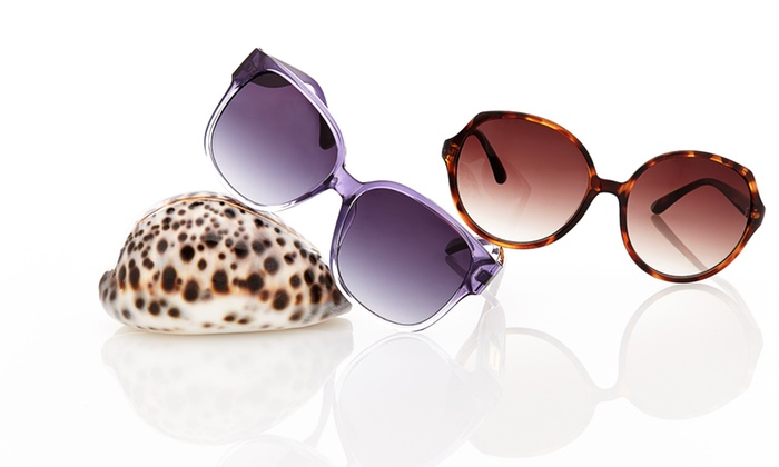 Michael Kors: $79 for Michael Kors Women's Fashion Sunglasses ($195 List Price). Multiple Styles Available. Free Shipping and Returns.
