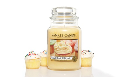 Yankee Candle Large Jar Candle from £16.99