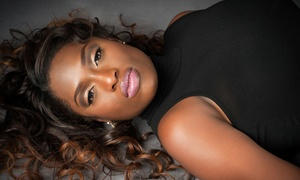 M & K Photography: 30- or 60-Minute Glamour-Portrait Photo-Shoot Package at M & K Photography (Up to 51% Off)