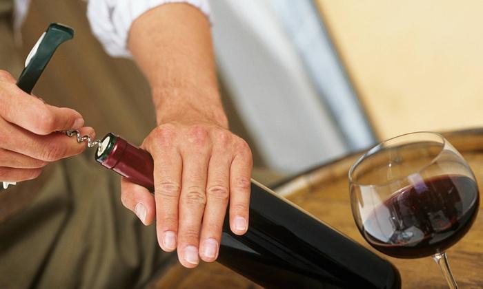 Port of Leonardtown Winery - Leonardtown: Wine Tasting for 2 or 4 with Souvenir Glasses and Bottles of Wine at Port of Leonardtown Winery (Up to  50% Off)