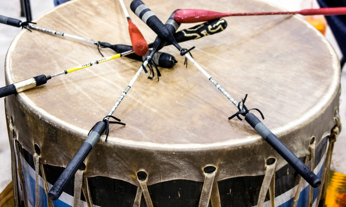 Drumming Sounds - North Mountain: One Neotribal Drum and Dance Class, or Six Weeks of Neotribal Drum and Dance Classes at Drumming Sounds (Half Off)