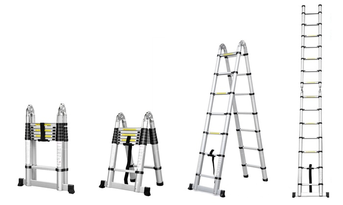 Echelle tlescopique avec hauteur modulable taille au choix dès 5990 € livraison offerte (jusquà 50% de rduction)