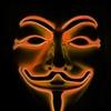 Light Up Guy Fawkes Mask