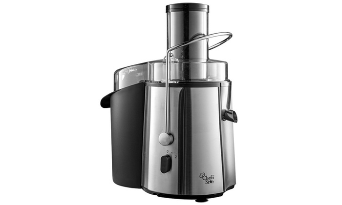 Chef star wide mouth juicer chef star wide mouth juicer