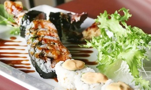 Nana Sushi: $18 for $30 Worth of Sushi and Japanese Cuisine at Nana Sushi