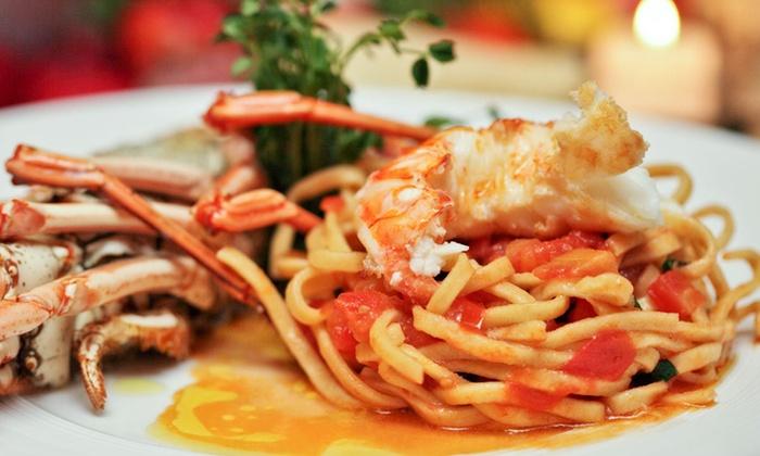 Escopazzo - Miami Beach: $79 for a Three-Course Contemporary Italian Dinner for Two