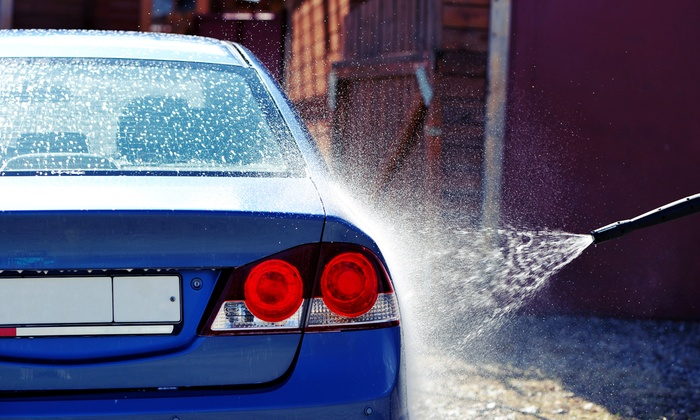 Gentle Touch Car Wash - Kearny Mesa: Two or Four Express Car Washes or One Full-Service Car Wash at Gentle Touch Car Wash (Up to 54% Off)